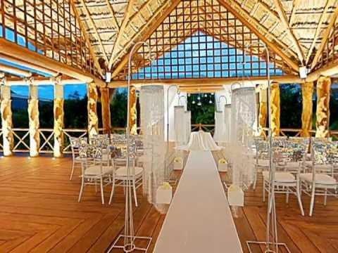 Wedding Gazebo At Paradisus Playa Del Carmen La Perla Amp La