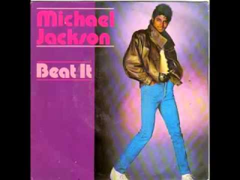 Michael Jackson - Beat It (Lost 12'' Version)