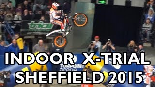 sheffield fim world indoor x trial 2015 round 1 hd