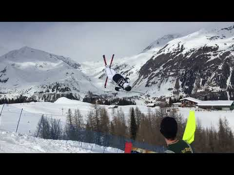 Airolo (SUI) dual moguls World Cup training edit | FIS Freestyle Skiing