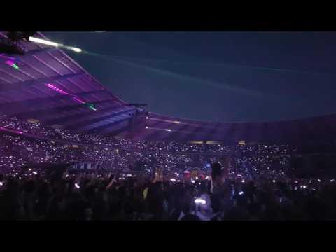 Coldplay - A Sky Full Of Stars (Live @ Koning Boudewijnstadion Brussel 2017)