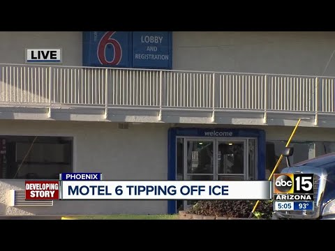 Motel 6 employees in Phoenix released gusts lists to immigration agents