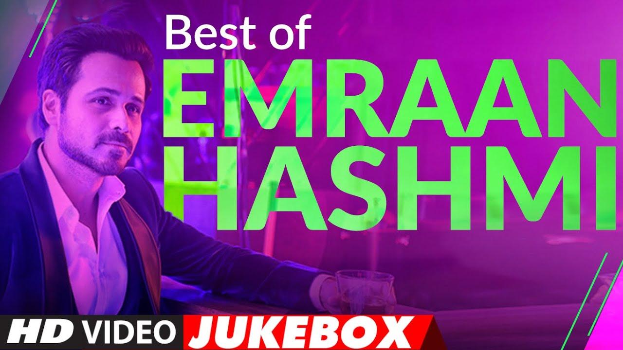 Best Of Emraan Hashmi Songs | Video Jukebox | Emraan Hashmi Hit Songs | T-Series