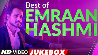 Best Of Emraan Hashmi Songs | Video Jukebox | Emraan Hashmi Hit Songs | T-Series