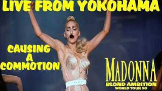 Madonna - Causing A commotion (Live From The Blond Ambition Tour In Yokohama)