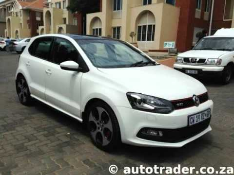 2014 volkswagen polo 6 gti dsg auto auto for sale on auto trader south africa youtube. Black Bedroom Furniture Sets. Home Design Ideas