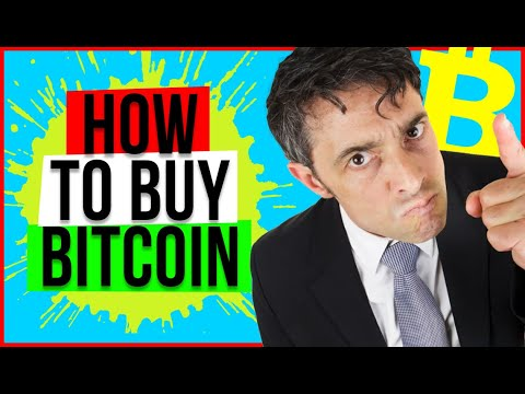 How To Buy Bitcoin ONLINE In 2021???? Where To Buy Bitcoin