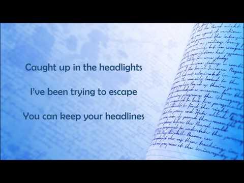 Nothing but words ~ Grace Davies (lyrics)
