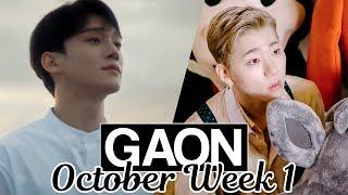 [TOP 50] Gaon Korean Music Chart 2019 [October Week 1]