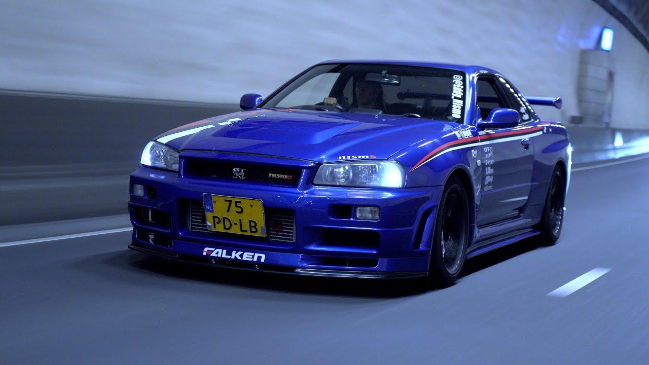 Eddy's Skyline R34 GT-R Omori R-TUNE #001 | 4K