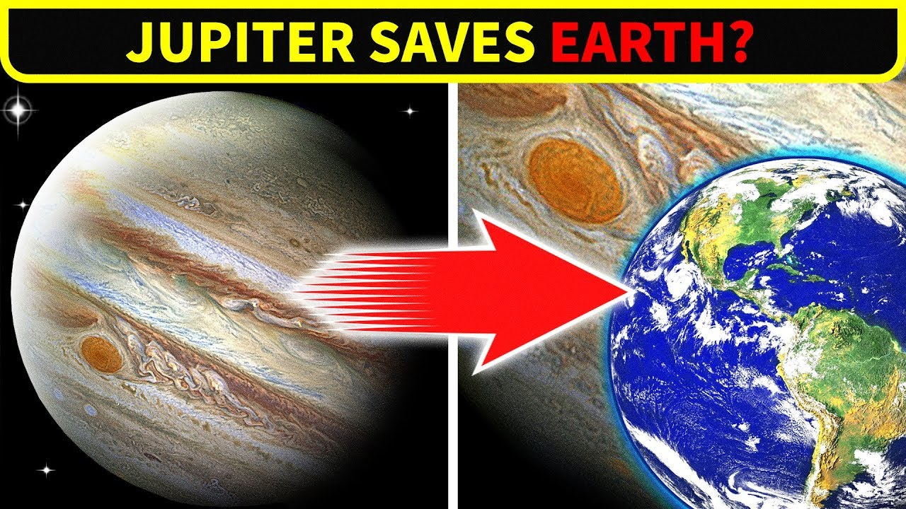 How Did Jupiter Save Earth From Destruction?