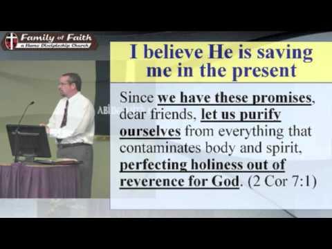 11-20-11 - Salvation Past, Present and Future - Jesse Powell