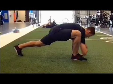Low Lunge with Twist