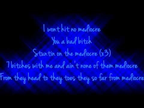 T.I  ft. Iggy Azalea - No Mediocre (Explicit)