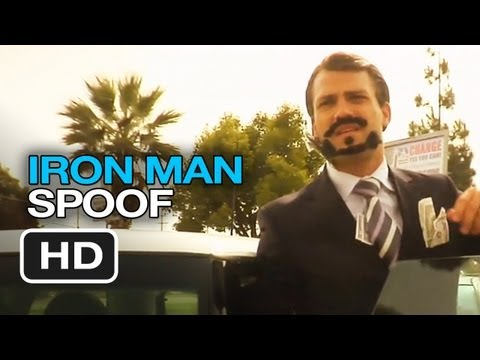 IronMan 2 Movie Trailer (SPOOF)  The Rise of a Whiplash