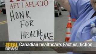 Canadian healthcare: Fact vs. fiction
