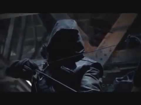Arrow vs The Dark Archer (Español Latino)