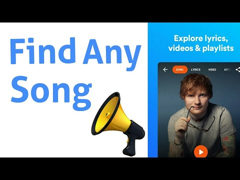 How To Find Any Song Name .. With Music,Sound And Your Voice 🖒2018 BeSt Finder App