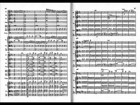 Joseph Haydn, Symphony N. 103, 'mit dem Paukenwirbel' (IV mov.)