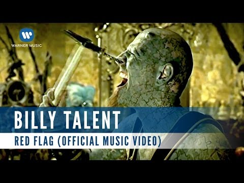 Billy Talent - Fallen Leaves (Official Music Video)