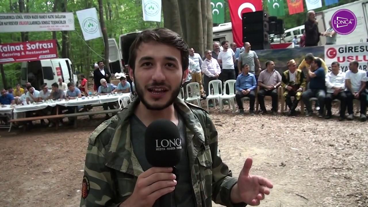 Çamoluk Usluca Köyü Derneği Ağa Seçimi