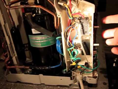 Window Air Conditioner Conversion Youtube