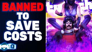 Dr. Disrespect SPILLS Reason For Ban & Activision Shuns Him From Call Of Duty Partner