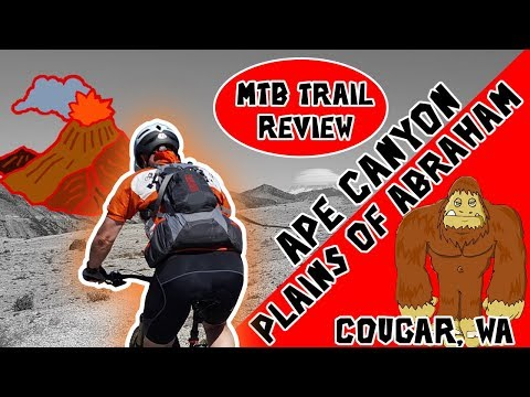 """Cougar, WA Ape Canyon and The Plains of Abraham Trail Review 2016 """"Volcano and Bigfoot"""" (Commentary)"""
