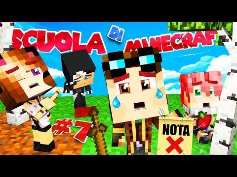 LA MIA PRIMA NOTA! - Scuola di Minecraft #7