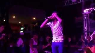 Romain Virgo - Soul Provider / I Am Rich In Love @ Live in Costa Rica, 2014