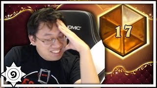 Hearthstone: This Guy's Legend Rank is INSANE!