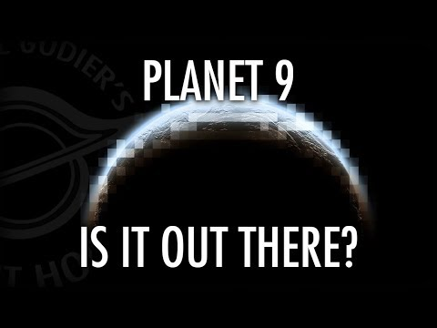 神秘的行星9将离地球370亿英里的太阳轨道运行