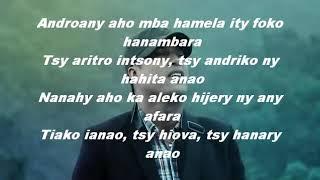 Tiako Ianao _ Ambondrona