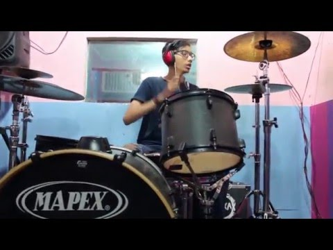 Last Child-Penyesalan Terindah Drum Cover By Rio