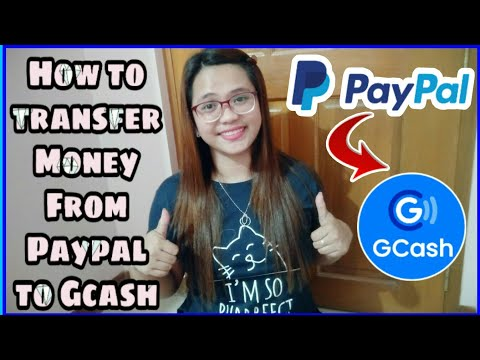 How To Transfer Money From Paypal To Gcash (Tagalog)