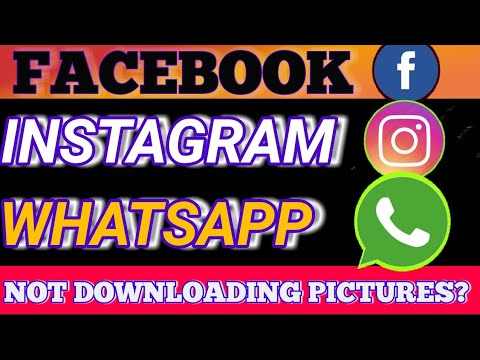 Why Facebook Is Not Showing News Feed| Why Whatsapp Is Not Sending Pictures