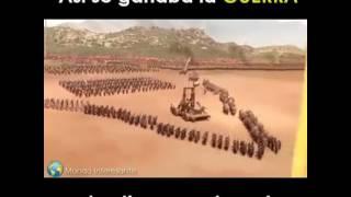 La mejor batalla de película Bahubali: The Beginning. thumbnail