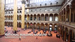 National Building Museum in Washington, DC
