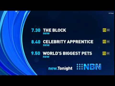 NBN Television | Lineup - (23.09.2015)