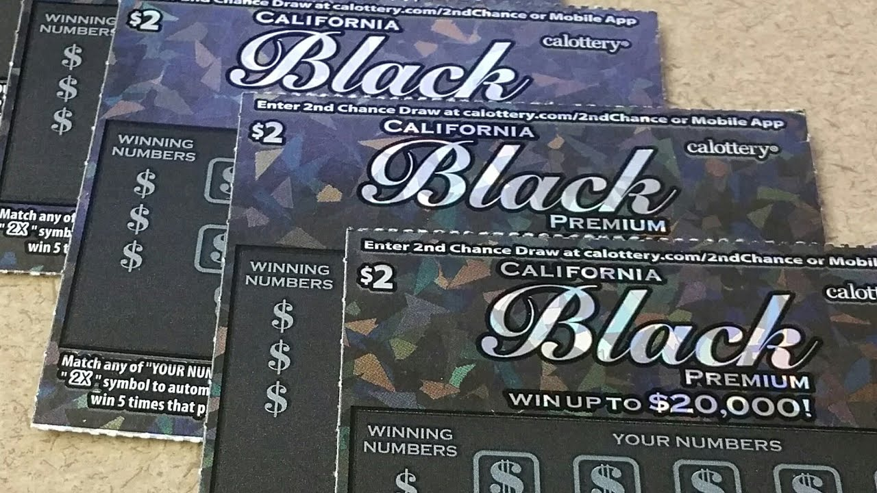 California Black Scratchers from the Mail!