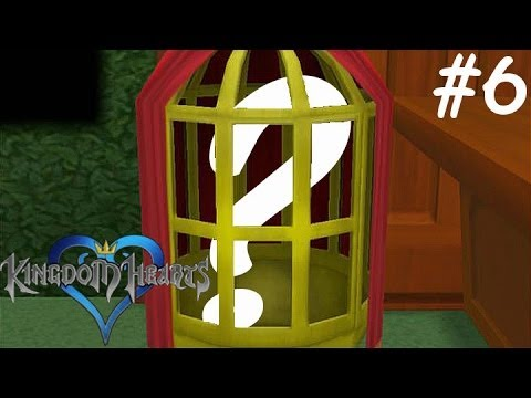 Kingdom Hearts - WHERE'S ALICE