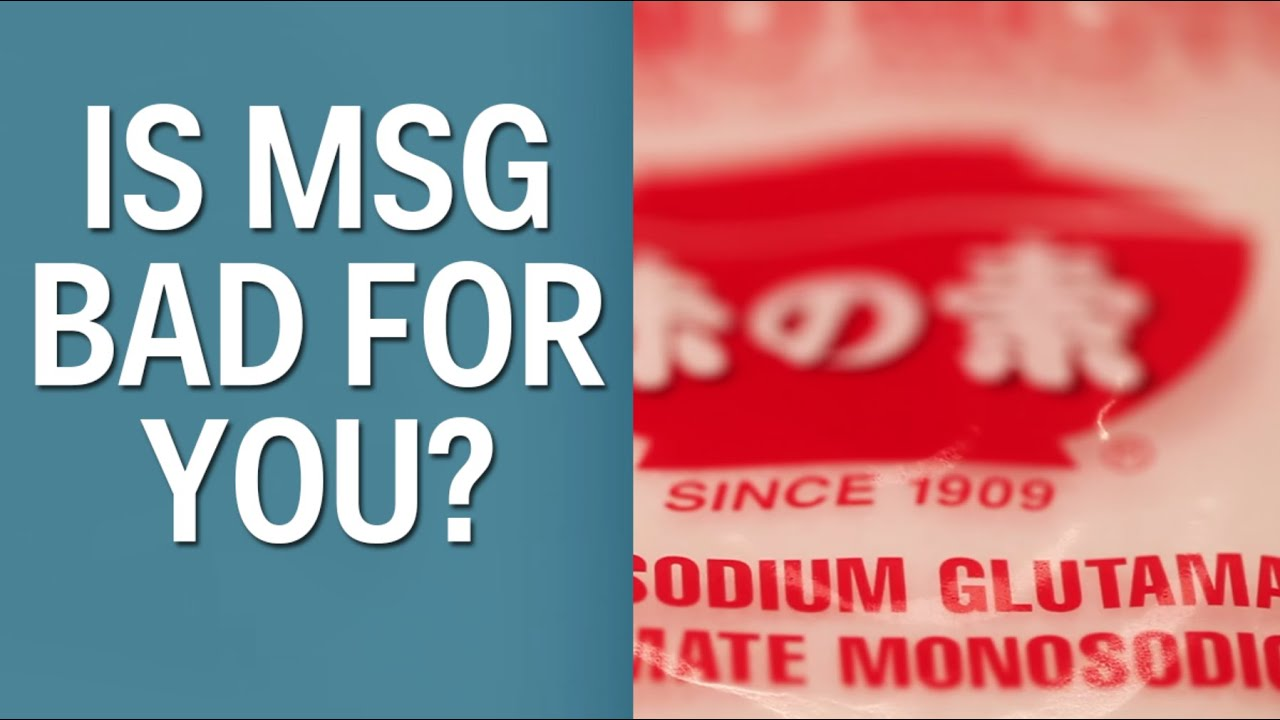 Download Is MSG Bad For You?