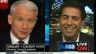 CNN Reporters Have Swine Flu? - 09-23-09