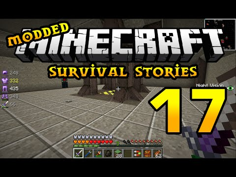 Iskall's Modded Minecraft - S2E17 - The Powerplant part 1 (Minecraft 1.7.10)