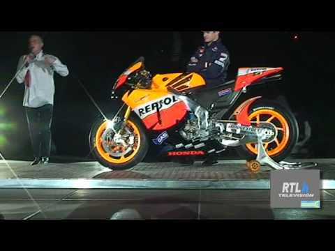 hqdefault - Apresentação da Honda Repsol RC212V 2010