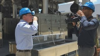 Turning California's sewage into potable water