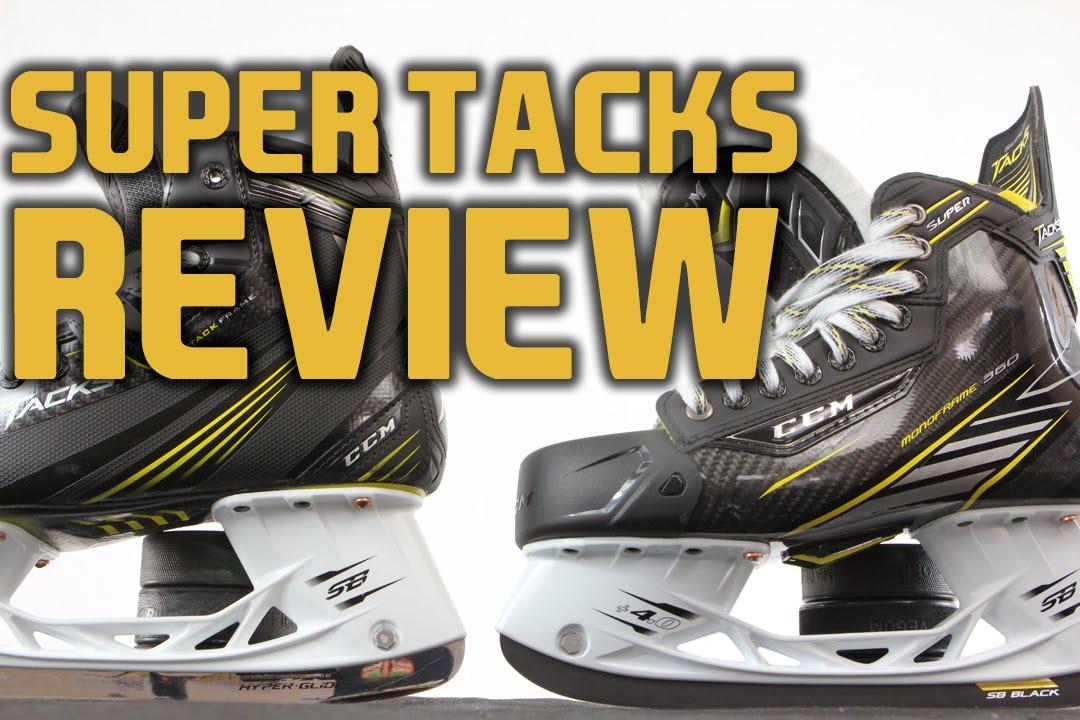 ef01c5687a1 CCM Super Tacks Hockey Skates vs Tacks Skates Review   Comparison ...