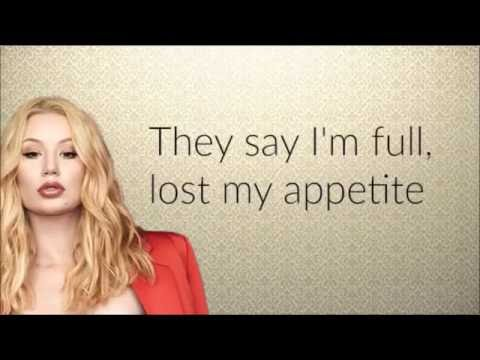 Iggy Azalea - Team ( Clean Lyrics With Audio )