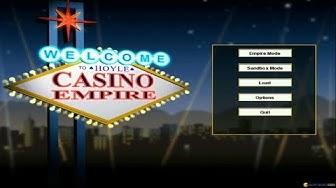 Hoyle Casino Empire gameplay (PC Game, 2002)