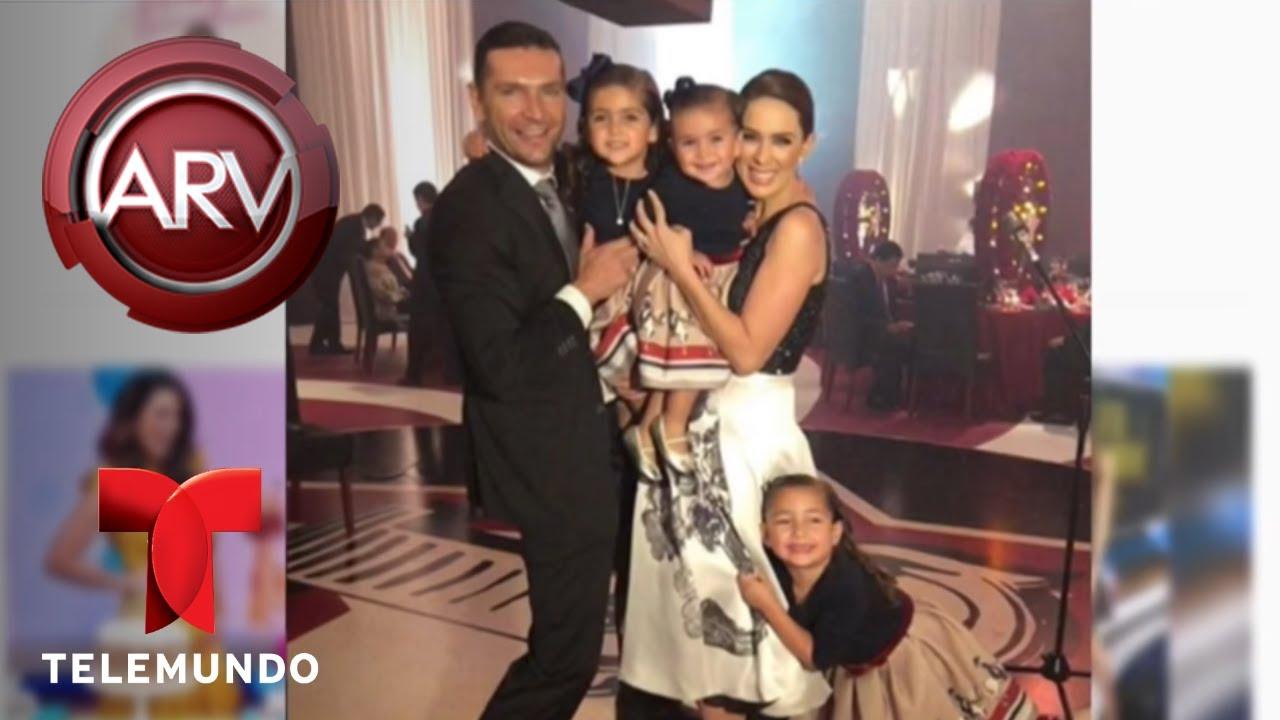 Jacqueline Bracamontes espera gemelos | Al Rojo Vivo | Telemundo